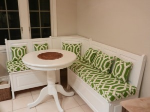 How to Bring Comfort to Your Kitchen Nooks and Window Seat Areas
