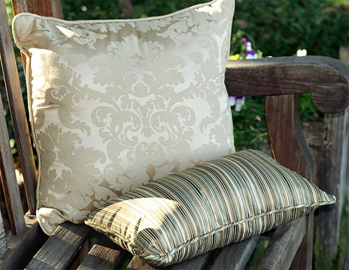Custom Throw Pillows from Cushion Source