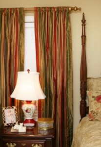 4 steps to transforming a room using custom curtains