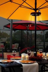 4 ways umbrellas promote healthy living year-round