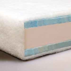 New! Optimal Comfort Fill with Memory Foam