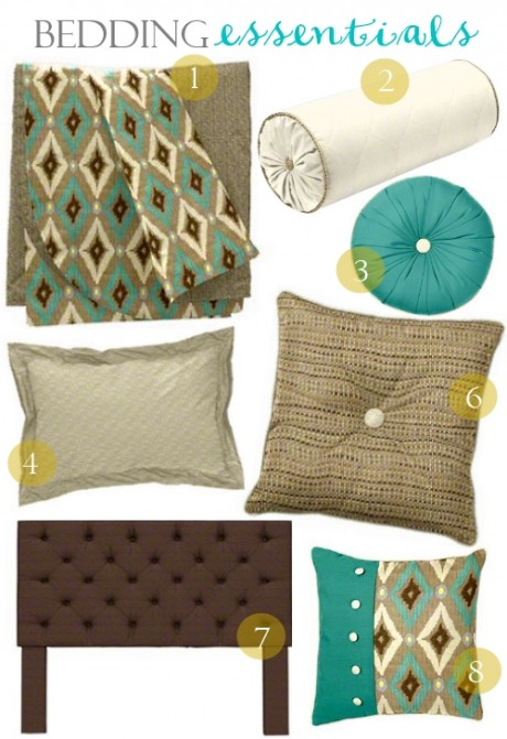 Bedding Essentials, Featuring New Robert Allen Designs