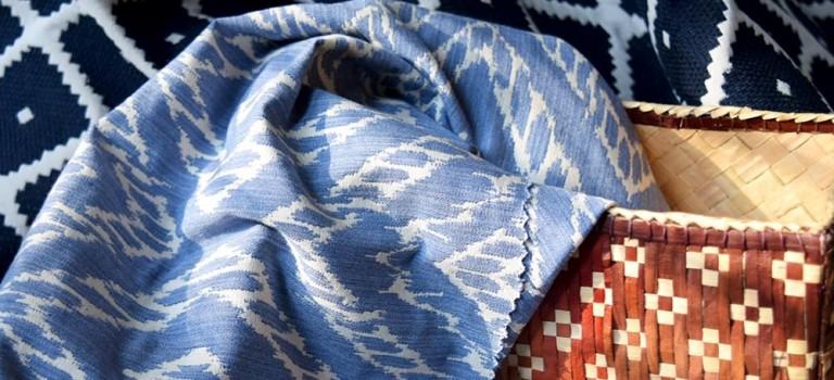 Using Blue Fabric as a Neutral