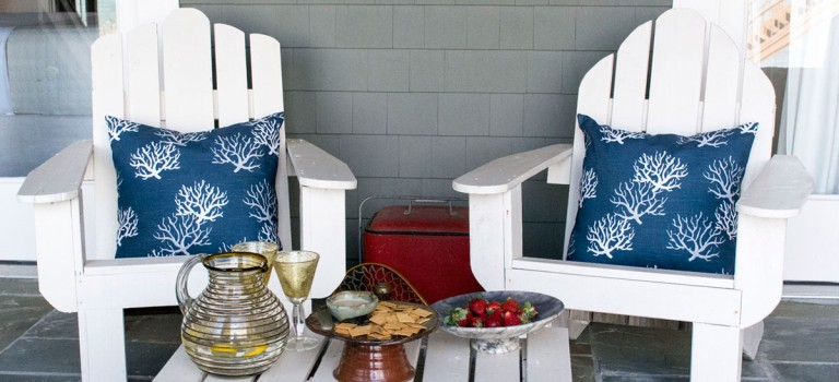 10 Ways to Prepare for Outdoor Entertaining